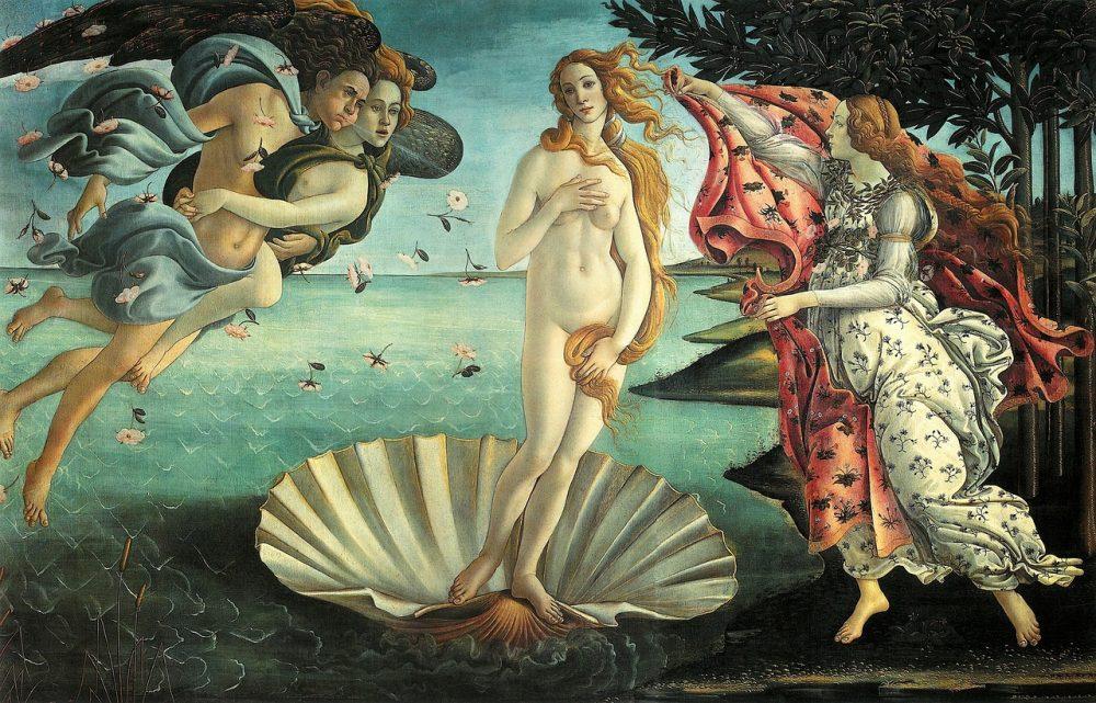 Bildanalyse an berühmten Gemälden