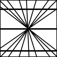 Beispiel für eine Parallelentäuschung