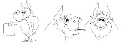 Comicbulle zeichnen