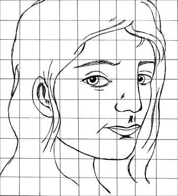 Tipps und Tricks: Zeichnen mit der Rastermethode