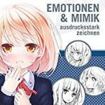 Amazon: Buch Emotionen und Mimik ausdrucksstark zeichnen: Highlight-Band vom Meister aller Zeichenkurse Hikaru Hayashi! (Manga-Zeichenstudio)