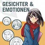 Amazon: Buch Gesichter und Emotionen (Manga-Zeichenstudio)