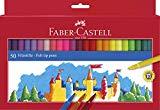 Amazon: Fasermaler Doppelfasermaler von Faber-Castell