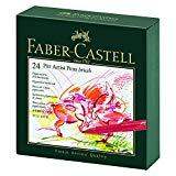 Amazon: Fasermaler PITT artist Pen von Faber-Castell