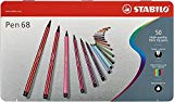 Amazon: Fasermaler Premium Pen 68 von Stabilo