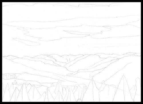 Bildgestaltung von Comics: Panorama