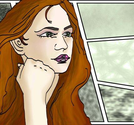 Bildgestaltung von Comics